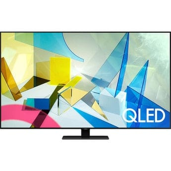 """Samsung Q80T 65"""" 4K QLED TV QN65Q80TAFXZA (2020 Model) - $1649 + Free Shipping"""