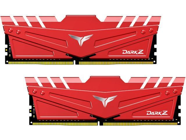 Team T-FORCE 16GB (2 x 8GB) 288-Pin DDR4 SDRAM Desktop Memory $64.99 + Free Shipping