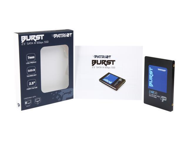 "Patriot 2.5"" 240GB SATA SSD $32.99 + Free Shipping"