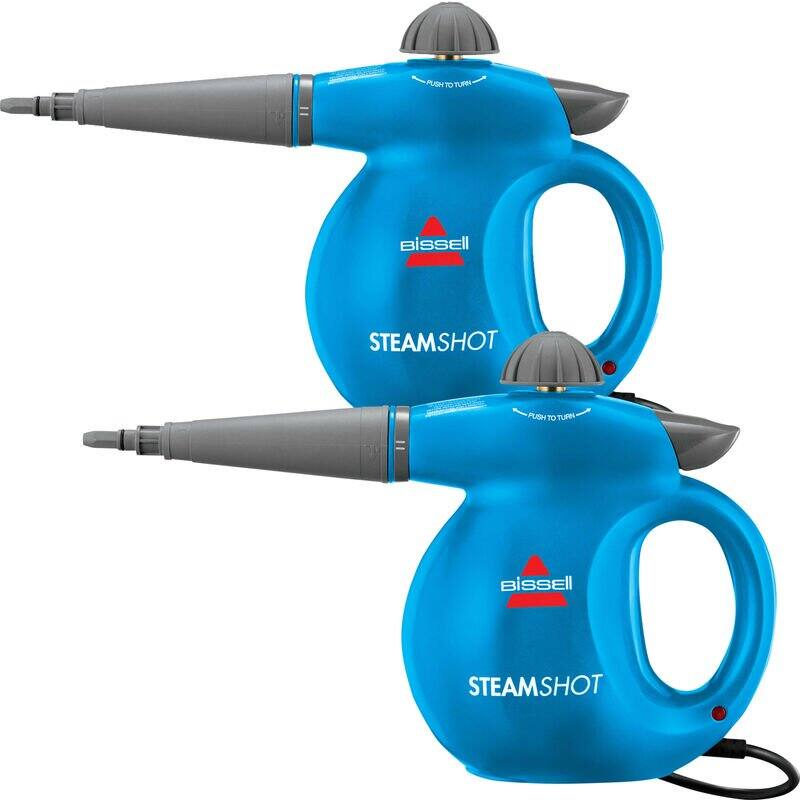 Bissell Steam Shot Handheld Hard Surface Steam Cleaner (2-pack) $49.99 + Free Shipping