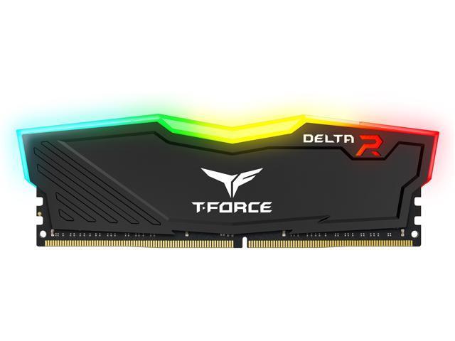Team T-Force RGB 16GB (2 x 8GB) DDR4 3200 Desktop Memory $69.99 + Free Shipping