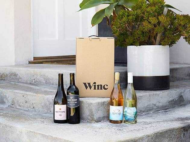 Winc Wine Delivery: $155 Credit for 12 Bottles for $75.20