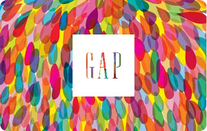 $50 GAP Gift Card for $40 at egifter.com
