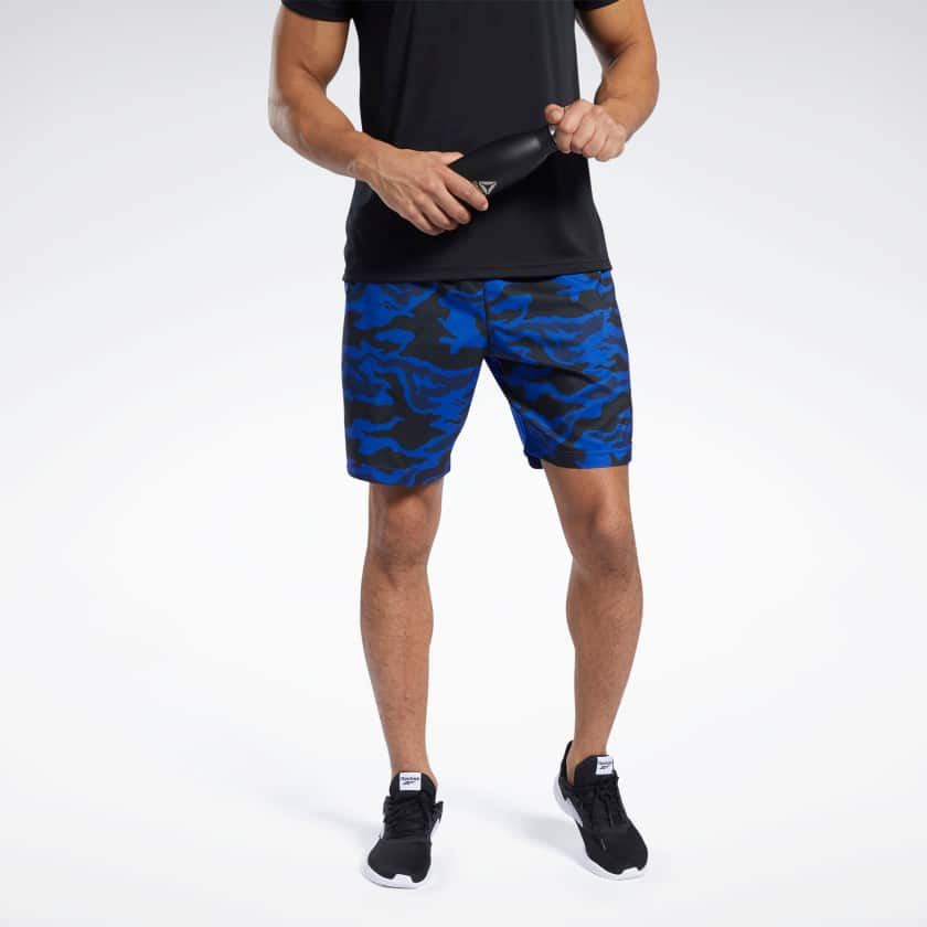 Reebok Men's Workout Ready Graphic Shorts $11.99 + Free Shipping
