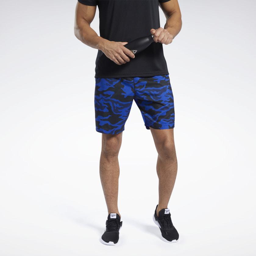 Reebok Men's Workout Ready Graphic Shorts $11.99 + Free Shipping