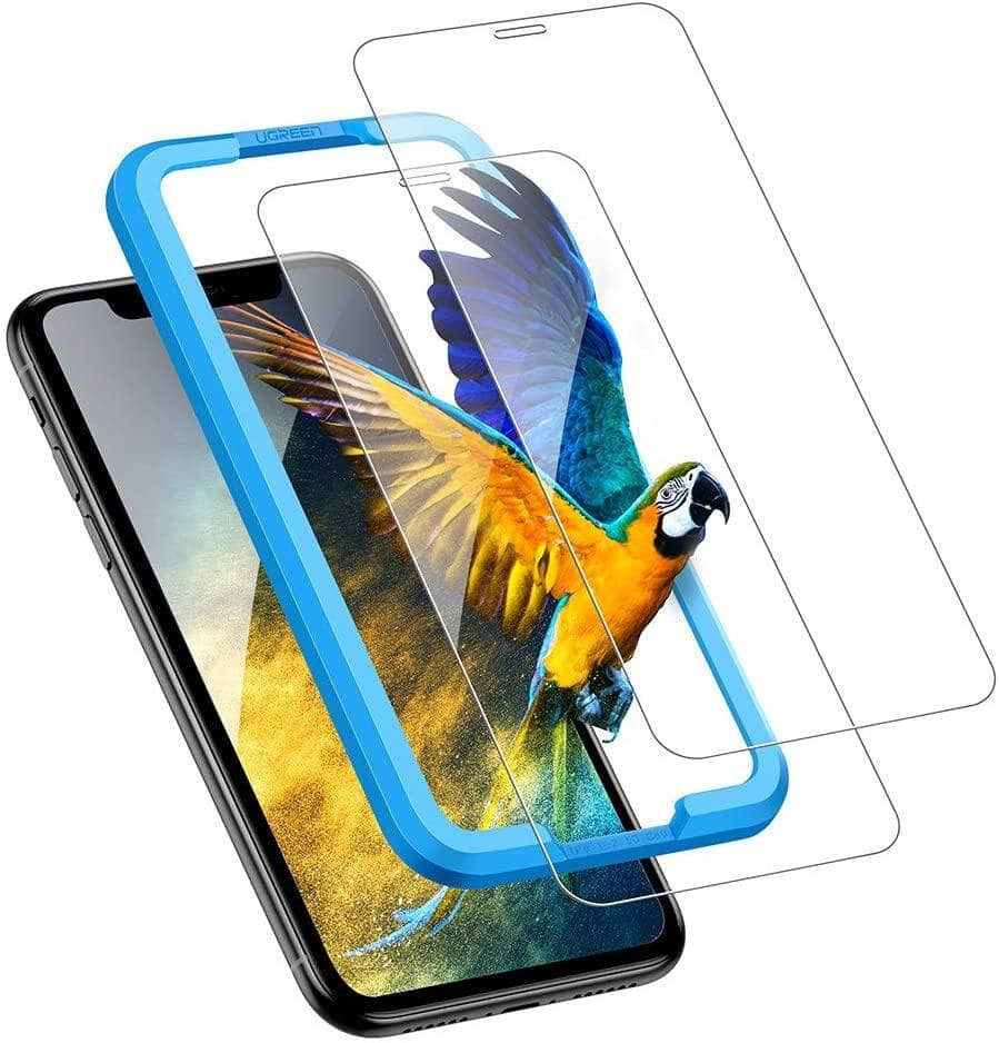 UGREEN 2-Pack Screen Protector for iPhone 11 Pro X Xs $3.98 + FS w/ Amazon Prime