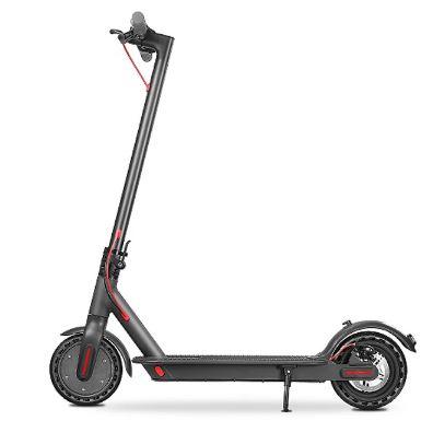 "350W AOVO Pro Folding Electric Scooter 8.5"" Wheel Max 30km/h $346.49 + Free Shipping"