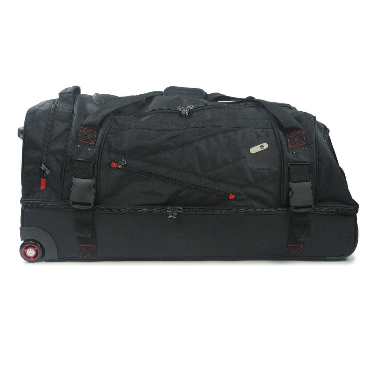 Ful Tour Manager 36in Rolling Duffel Bag, Black $89.94 Shipped