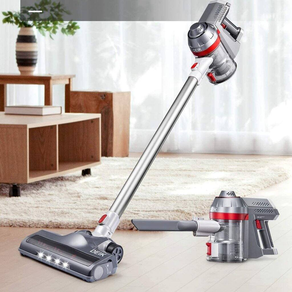 Four-in-one Cord-Free Vacuum $64.99 + Free Shipping
