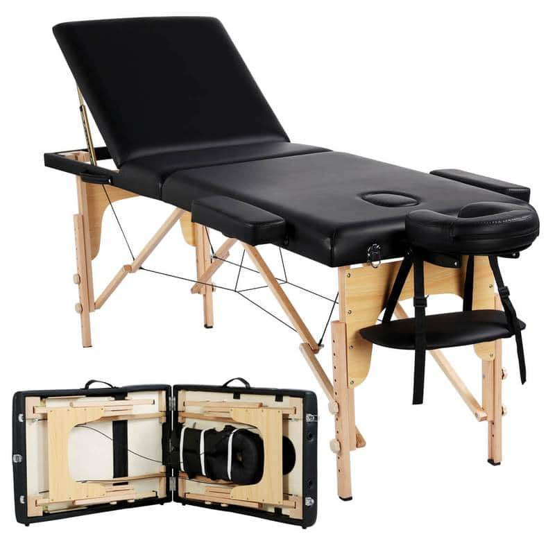 Yaheetech 84inch Portable Folding Massage Table for $71.49 + Free shipping