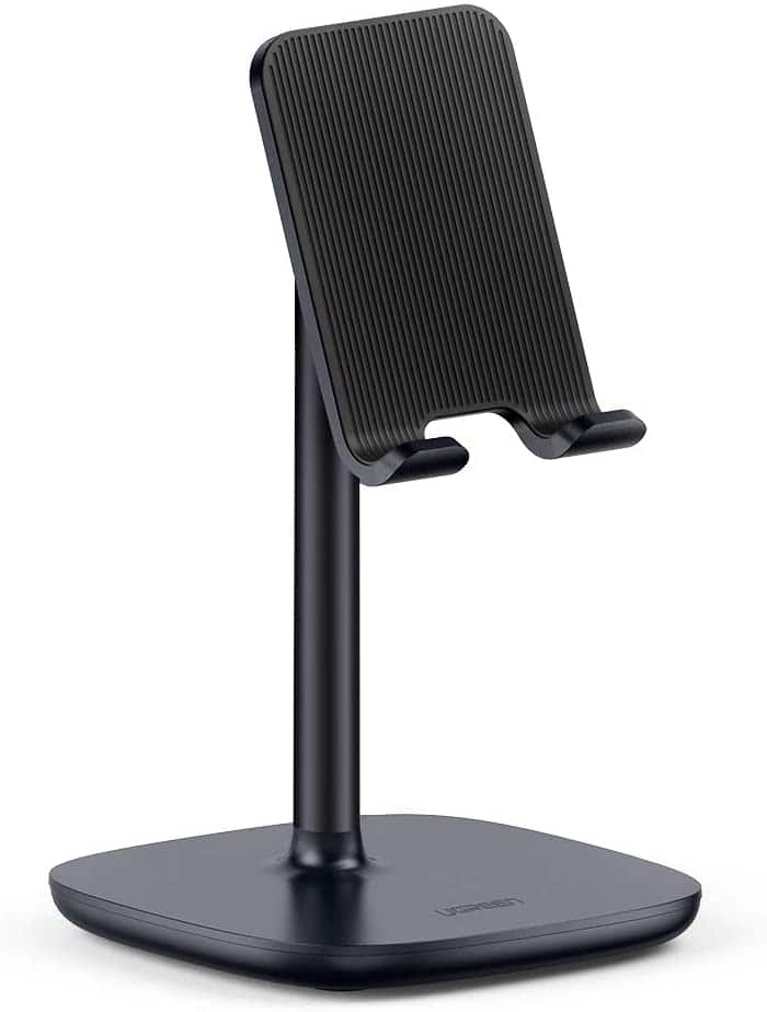 UGREEN Cell Phone Stand for Desk & Other Accessories $9.79 + Free Shipping w/ Amazon Prime