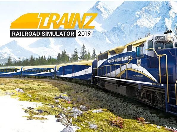 The Trainz Railroad Simulator Platinum Edition Bundle $30