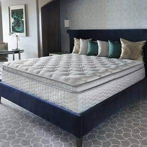 Serta Hotel 4th Of July Mattress Sale + $399 in Free Accessories (w/ rebate) from $549 + Free Shipping