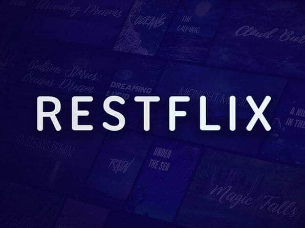 Restflix: Restful Sleep Streaming Service Subscriptions $35