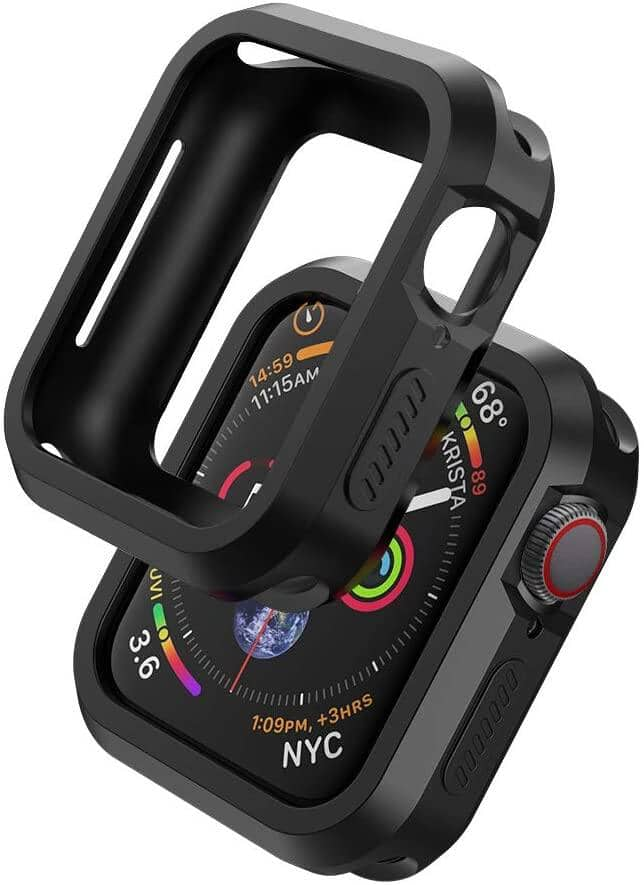 UGREEN Protective Case Compatible for Apple Watch Series 4 44mm 2 Pack $4.47 + FS w/ Prime or Orders $25+