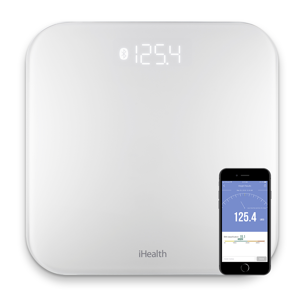 iHealth Lina Smart BMI Scale $29.99 + Free Shipping