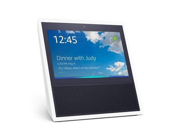 Amazon Echo Show 1st Gen (Used - Good) - $44.99 + Free Shipping w/ Prime