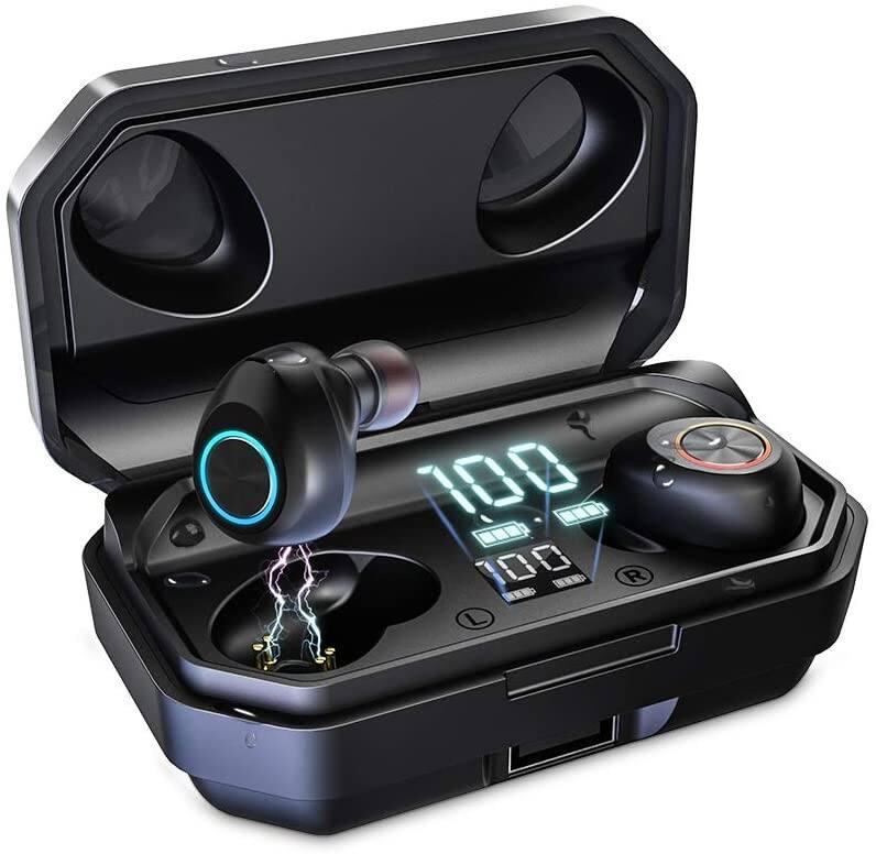 1Mii True Wireless Bluetooth Earbuds 5.0 AptX Earphones $17.94 + Free Shipping