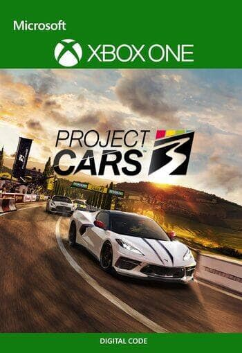 [Xbox One] Project Cars 3 - $34.99