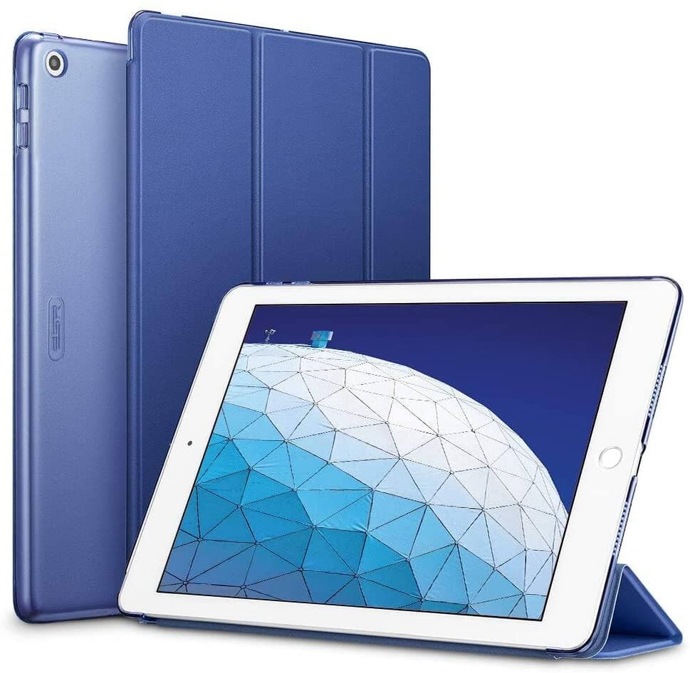 ESR Cases and Protective Skins for iPad Air 3 (2019), iPad Pro 11'' (2018), Airpods Pro, 1, 2, and Galaxy Tab S5e 10.5'' (2019) from $4.49