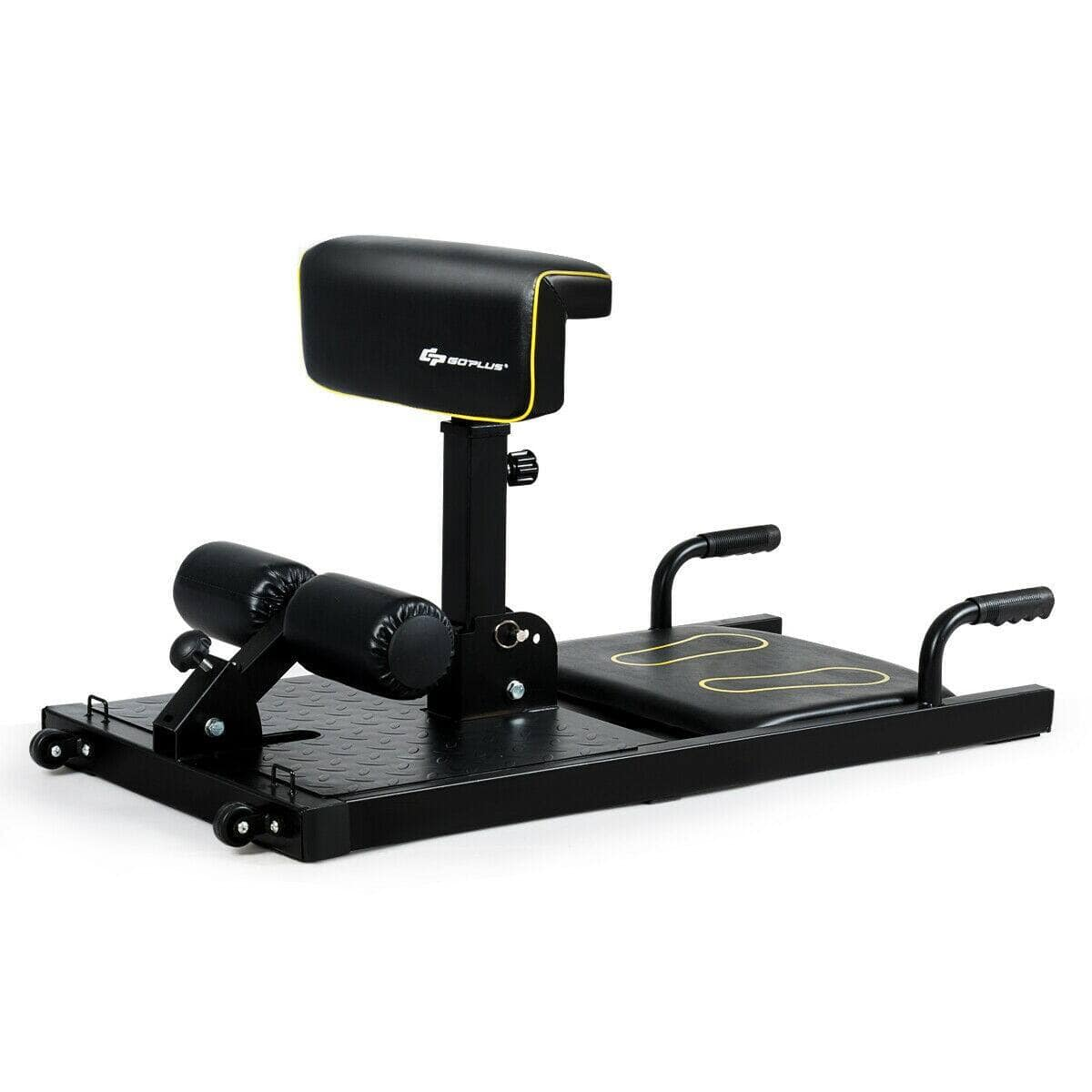 8-in-1 Home Gym Multifunction Squat Fitness Machine $112.95 + Free Shipping