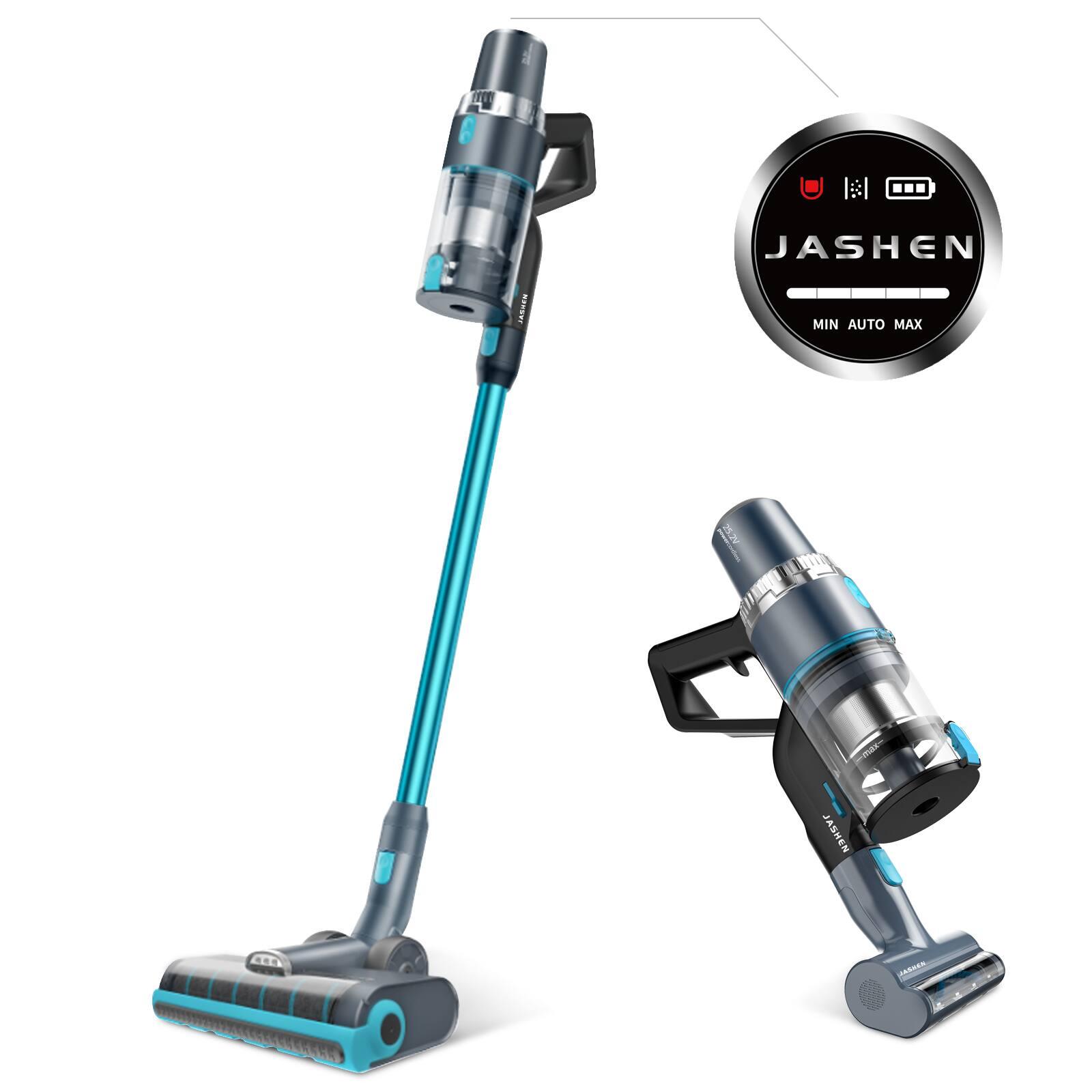 JASHEN V18 Cordless Stick Vacuum ($139.59 + Free Shipping)