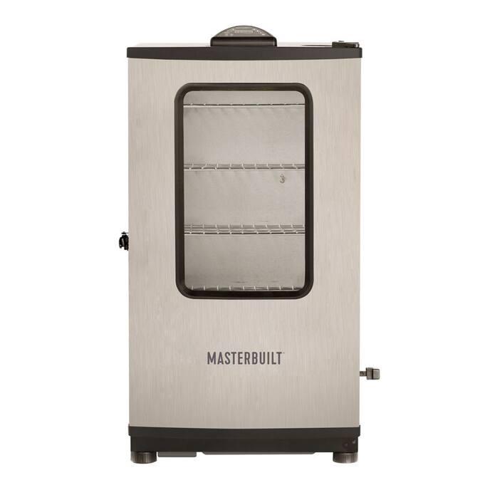 "Masterbuilt 40"" Digital Electric Food Smoker, MES 140S - $129.99 + Free Shipping"
