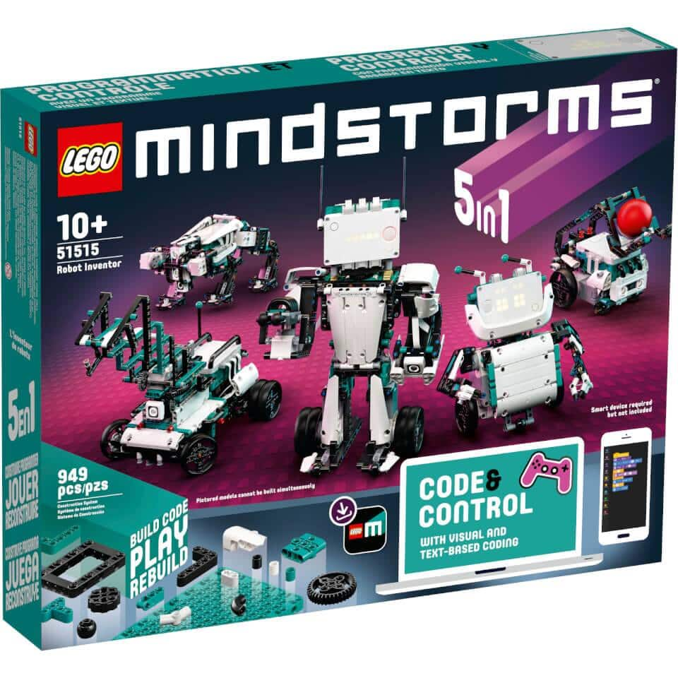 LEGO MINDSTORMS: EV4 (51515) $323.99 + Free Shipping