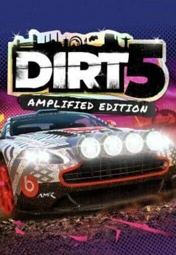 [PC, Steam] Dirt 5 Amplified Edition $49.99
