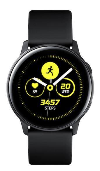 Samsung Galaxy Watch Active (40mm), GPS, Bluetooth, Black $139 + Free Shipping