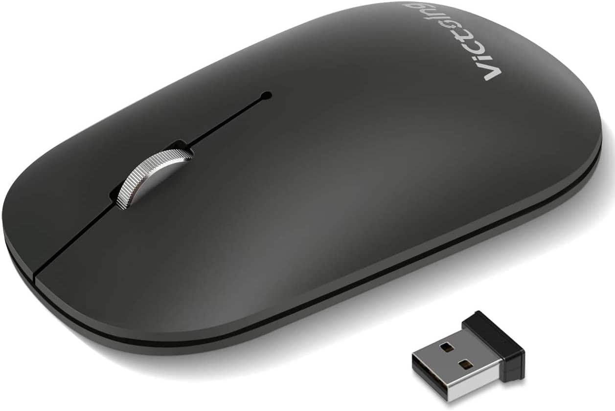 VicTsing Bluetooth Wireless Mouse $11.99 + Free Shipping w/ Prime or Orders $25+