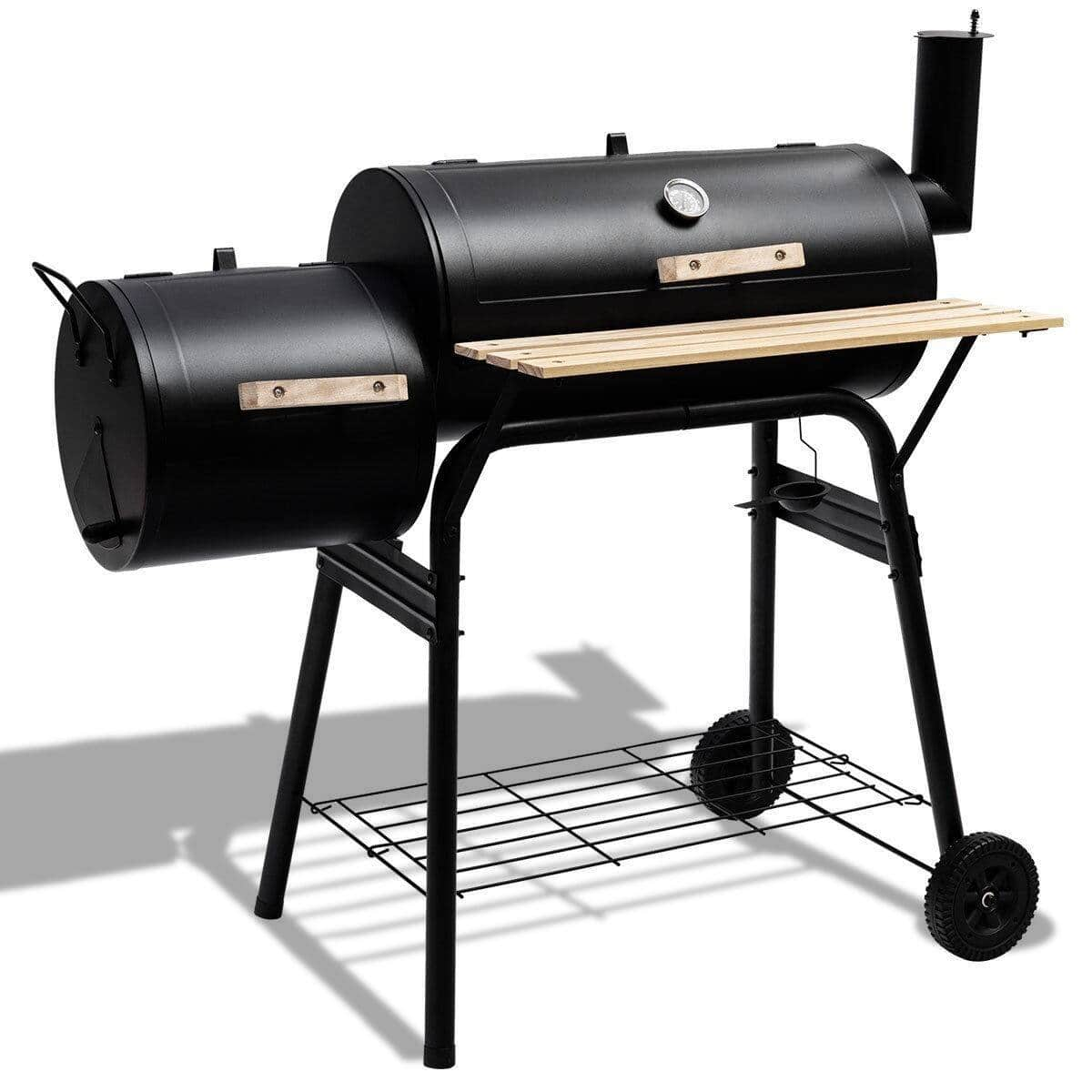 Costway Outdoor BBQ Grill Barbecue Pit Patio Cooker - $83.95 + Free Shipping