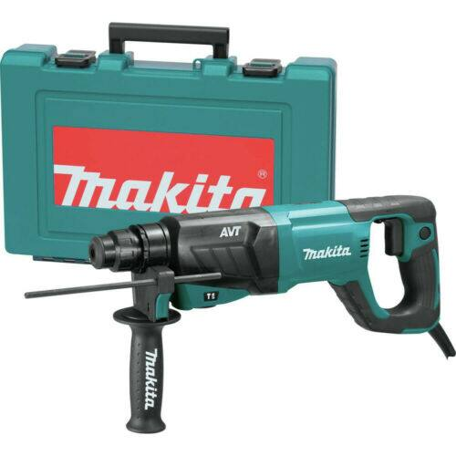 "Makita 1"" AVT SDS-Plus D-Handle Rotary Hammer HR2641-R Certified Refurbished w/ 2-Year Warranty - $109.99 + Free Shipping"