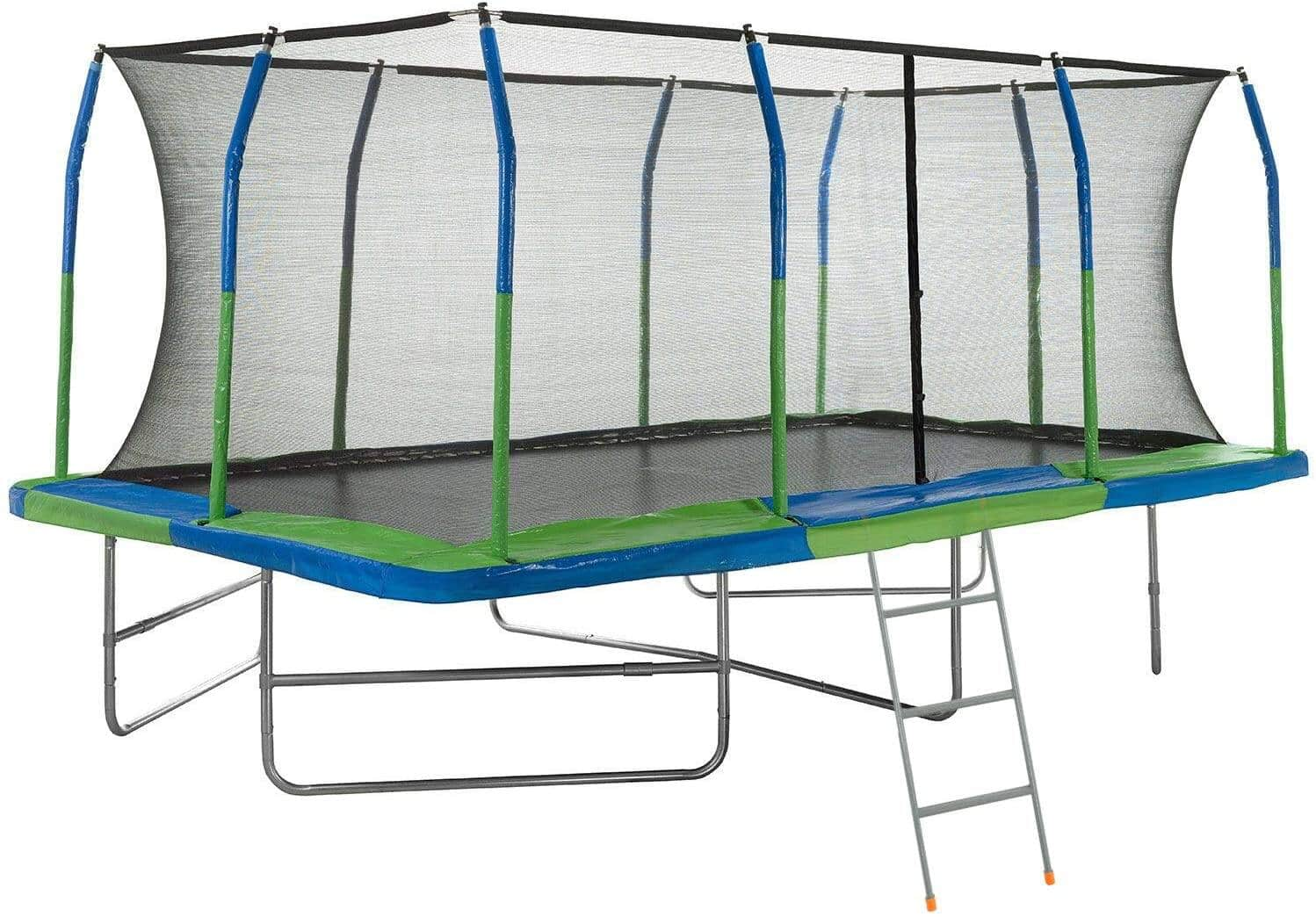 Upper Bounce Rectangular Trampoline 10' x 17' w/ Ladder $799.99 + Free Shipping