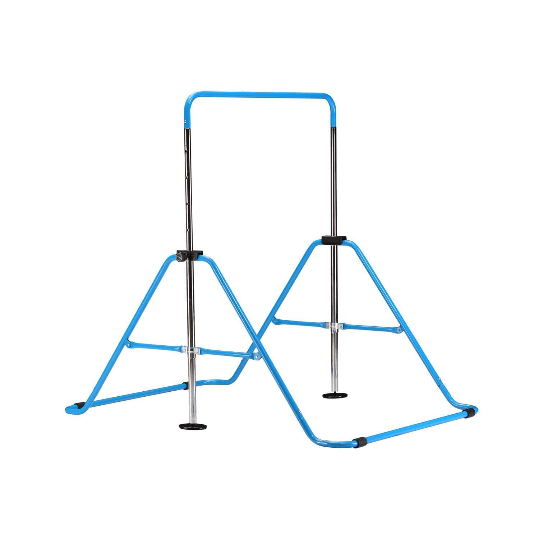 Gymnastics Bars for Kids Blue $63.99 + Free Shipping