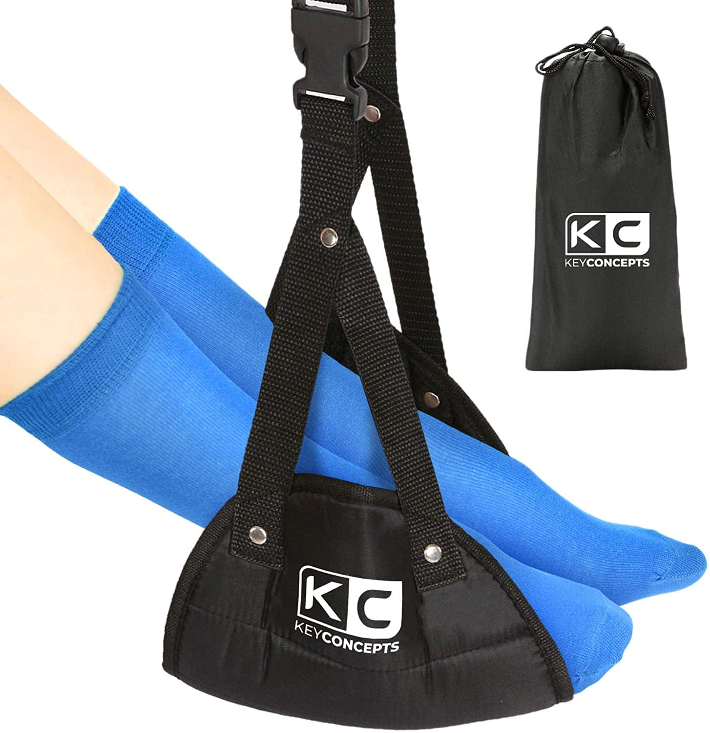 Adjustable Foot Hammock Kit - $4.97 + Free Shipping on Prime or Orders $25+