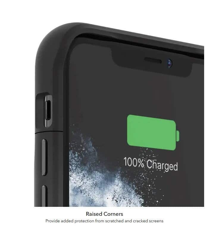 Mophie Juice Pack Access 2,000mAh Battery Case Wireless for iPhone 11 Pro - Red $14.95 + Free Shipping