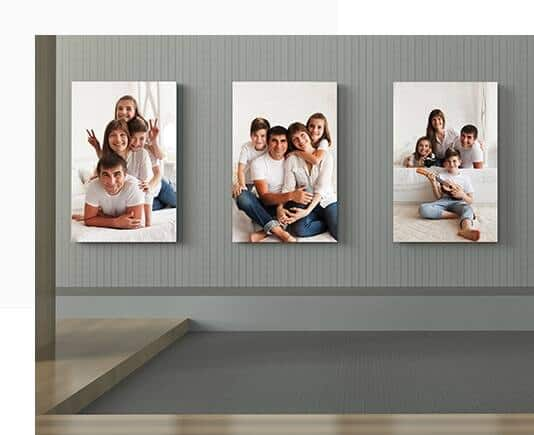 Buy 3 Get 1 Free Custom Canvas Print $24 Shipped