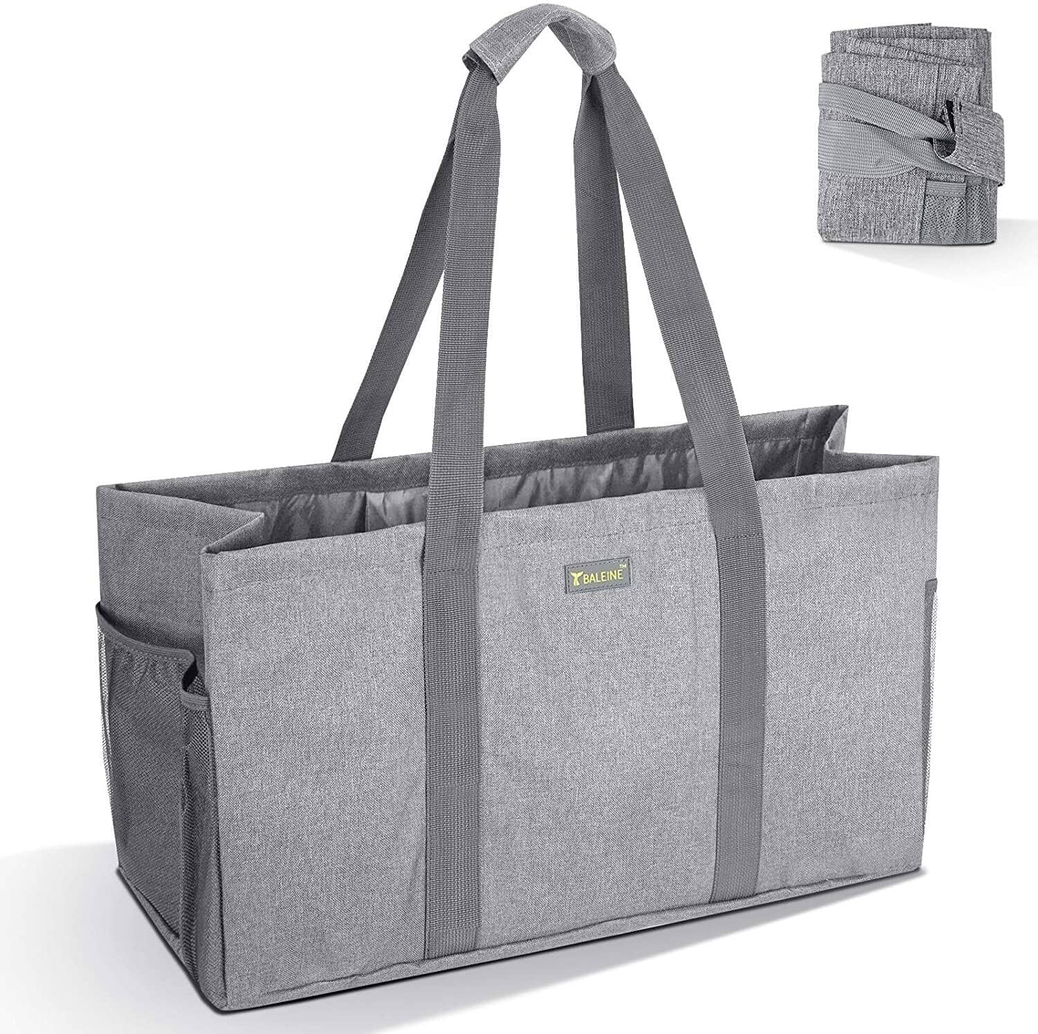 Ticonn US via Amazon: Oversized Soft Utility Tote Bag $13.29 + FS w/ Prime or Orders $25+