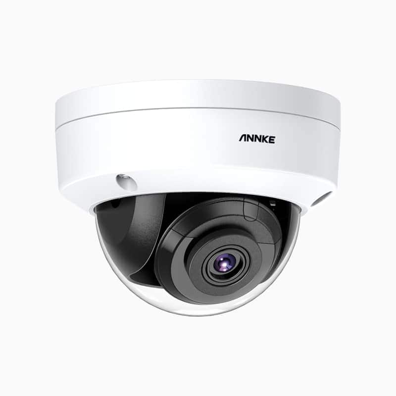 ANNKE C800 True 4K Ultra HD PoE IP Dome Camera with Audio $77.99 + Free Shipping $77.8