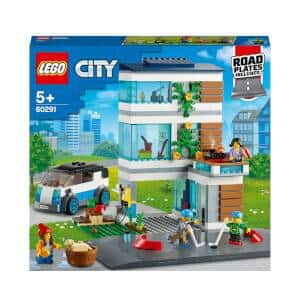 LEGO City: Cargo Train RC Battery Powered Set (60198) & Community Family House Modern Building Set (60291) $209.99 + Free Shipping
