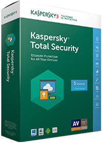 Kaspersky Total Security 2017 | 5 Device | 1 Year ($24.95) Amazon.com