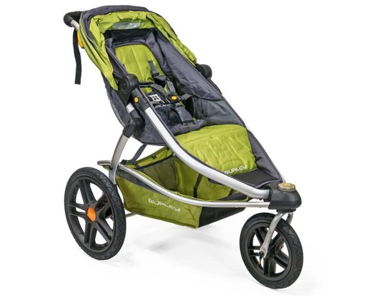 Burley Solstice Stroller (Green) FS $208.93