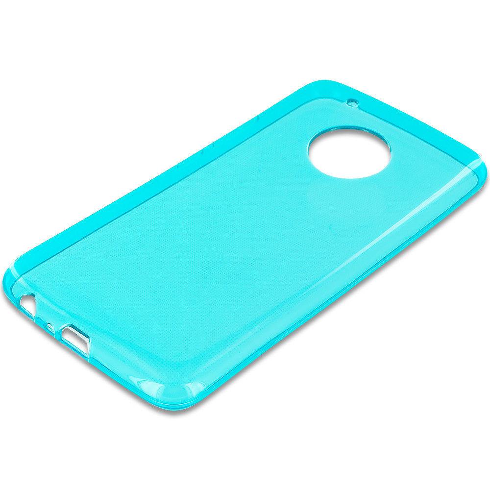 Motorola Moto G5 Plus PROWORX TPU Rubber Skin Case 2 for $1.58 FS