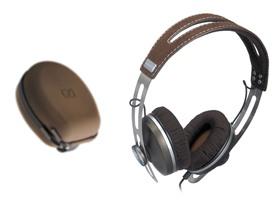 Sennheiser 505796 MOMENTUM On-Ear Headphones with Inline Apple Control - Brown  (New) $69.99