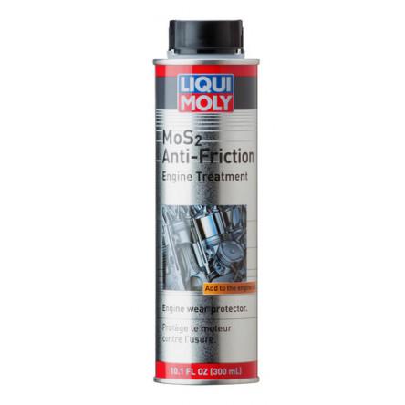 LIQUI MOLY MoS2 Anti-Friction Engine Treatment, 300 mL $5.99