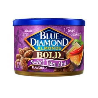 YMMV: Target Circle Members: 6-Oz Blue Diamond Almonds (various flavors) from $1.70 + 2.5% Slickdeals Cashback (PC Req'd) + Free Store Pickup