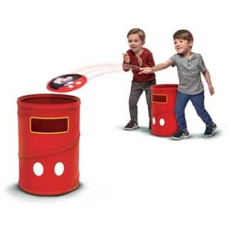 Mickey Mouse Slam Jam Target Toss Game $10, Paw Patrol Tic Tac Toe Toss Game $10 & More + 2.5% Slickdeals Cashback (PC Req'd) + Free Store Pickup at Target