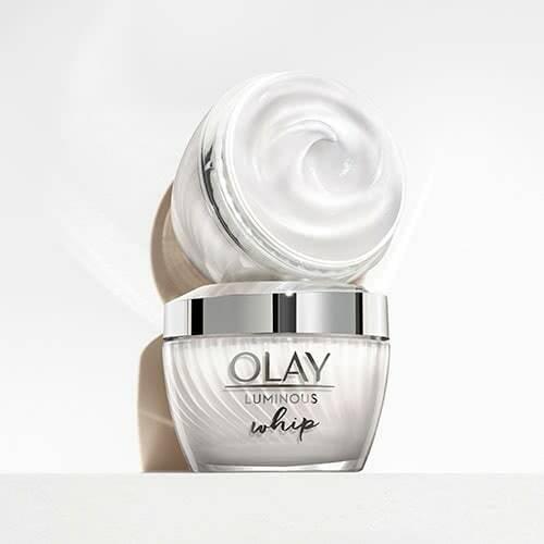 1.7-Oz Olay Luminous Whip Face Moisturizer $13.15 + 10% Slickdeals Cashback (PC Req'd) + Free Shipping