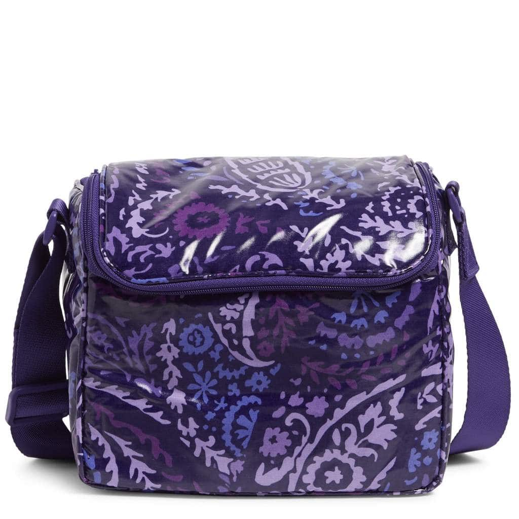Vera Bradley Outlet Extra 30% Off: Factory Style Stay Cooler $12.60, RFID All in One Crossbody Bag $14.35 & More + F/S $35+